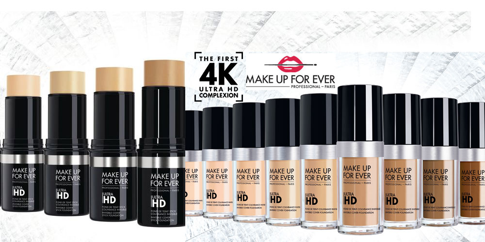 Make Up For Ever – HD Ultra