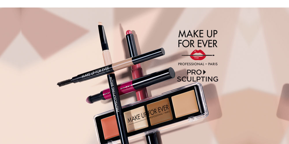 Make Up For Ever – HD Sculpting