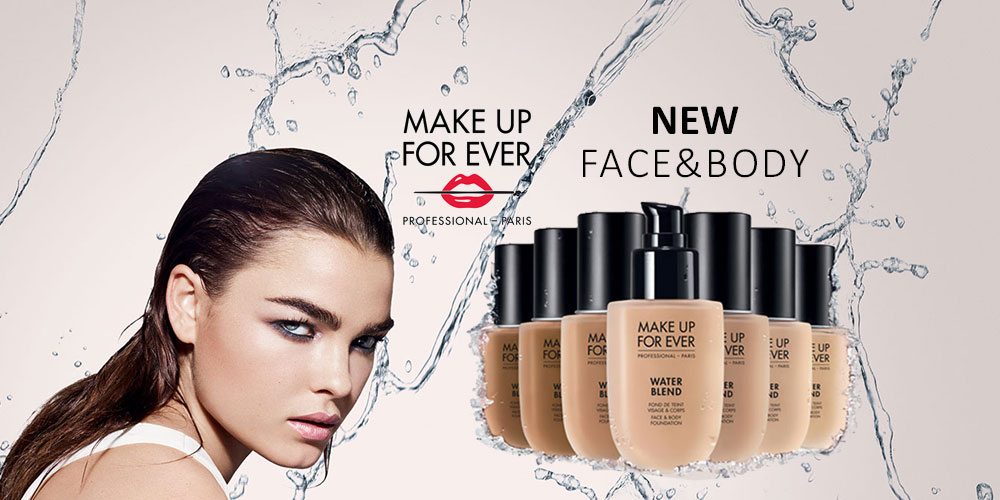 Make Up For Ever – Water Blend