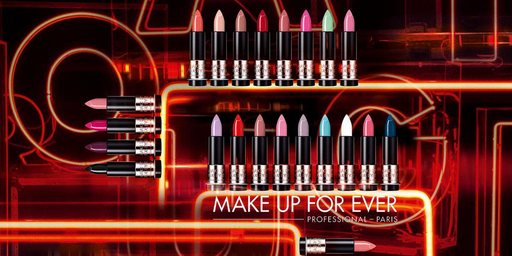 Make Up For Ever – Artist Rouge