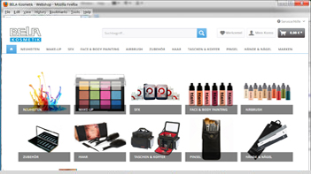 d15411de6720ad Bela Kosmetik | Bela Kosmetik: Profi Make-Up